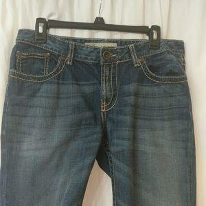 BKE Denim Jeans. Kate Boot
